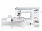 "Brother NV4500D Duetta 7""X12"" Embroidery Sewing and Quilting Including:Quilt Kit Set SATCD4500DP"