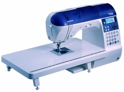 Brother NX450Q Sewing Quilting Home DecoW/ Quilting Kit,Extension Table