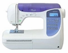 Brother PC420 Computerized sewing machine with 294 built-in stitches(Replaces NX450)