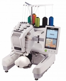 Brother PR 650 6 Needle Embroidery Machine.