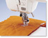 Brother SA129 Clear Quilting Foot (Screw on Foot)