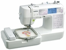 Combination Sewing & Embroidery Machines