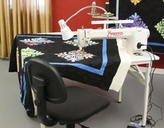 Empress 18 Inch Sitdown Long Arm Quilter - AceSewVac.com