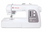Singer Futura 5 Quintet Sewing Quilting Embroidery Decor Heirloom Machine - AceSewVac.com