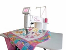 Handi Quilter Sweet Sixteen Sit-down Package w/Table and Acc.