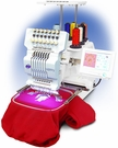 Happy Journey Embroidery Machine 7 Needle