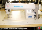 High Speed Lockstitch GC1088C-2014 Highlead-AceSewVac.com