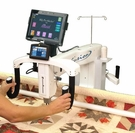 HQ Fusion Package - 24 Inch Long Arm Quilter with HQ Pro-Stitcher &12 Ft. Frame