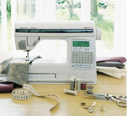 Husqvarna Viking Platinum 770 Computerized Sewing MachineMADE IN SWEDEN