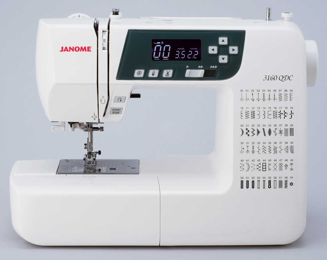 janome sewing machine for quilters