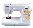 Janome 7360 Magnolia Computerized Sewing Machine - AceSewVac.com
