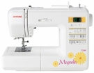 Janome Magnolia 7330 Sewing Machine - AceSewVac.com