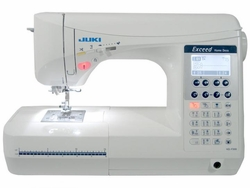 Juki Exceed HZL-F300 Computerized Sewing Machine - AceSewVac.com