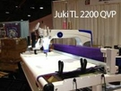 Juki TL 2200QVP Long Arm Quilter With Frame - AceSewVac.com