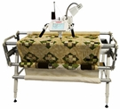 Queen Quilter 18 inch w/ 10 ft Quilting Frame