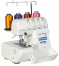 Reliable Dreamstitcher 787 portable 2/3/4 Thread Overlock Machine