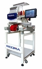 Ricoma RCM 1201TS-12H 12 Needle Single Head 10-Inch Touch Screen Embroidery Machine - AceSewVac.com