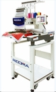 Ricoma RCM 1501TC-7S 15 Needle Single Head 7-Inch Touch Screen Embroidery Machine - AceSewVac.com