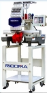 Ricoma RCM1201TC-7S 12 Needle Single Head Embroidery Machine - AceSewVac.com