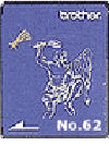 SA362 Brother No.62 Zodiac Signs