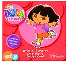SAN2 Brother Embroidery Memory Card - Nickelodeon Nick Jr Dora The Explorer Brother Embroidery Card