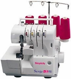 Simplicity 432D Differential Feed Freearm Serger