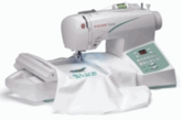Singer CE 250 Sewing and Embroidery Machine Factory Serviced Including Auto Punch Software