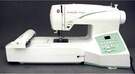 Singer CE250 Futura Sewing and Embroidery Machine - AceSewVac.com