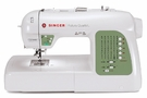 Singer SEQS 6000 Futura Quartet Sewing and Embroidery Machine