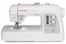 singer SEQS 6700 Futura Quartet Sewing and Embroidery Machine