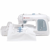 Singer XL400 Computerized Sewing and Embroidery Machine