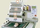 Tajima TEJT-II-C NEO Nine Needle Embroidery Machine.