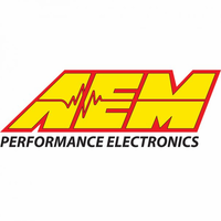 "AEM Performance Electronics Banner. 36"" Tall X 72"" Long"