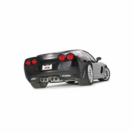 Borla C6 Corvette Z06/ C6 Corvette ZR1 2006-2013 Rear Section Exhaust S-Type Classic part # 11761