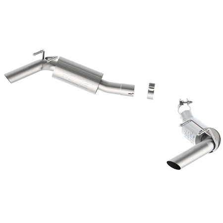 Borla Camaro SS 2014 Rear Section Exhaust S-Type part # 11850