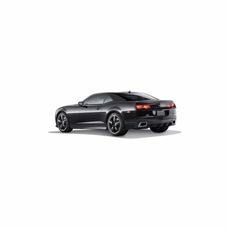 Borla Camaro SS w/Ground Effects Package 2010-2013 Rear Section Exhaust S-Type part # 11801