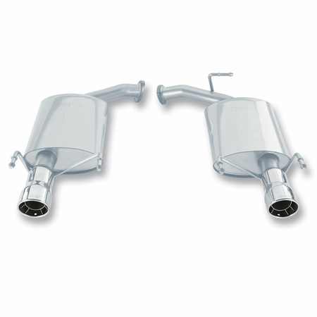 Borla Camry LE/ Camry SE/ Camry XLE 3.5L v6 2007-2010 Rear Section Exhaust part # 11758