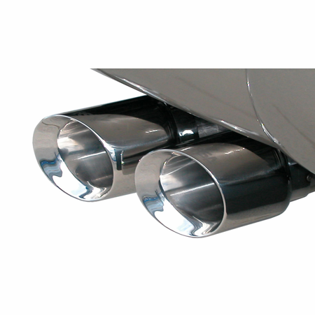 "CORSA 3.0"" Single Side Cat-Back Exhaust 2011-2014 Cadillac Escalade EXT 6.2L V8"