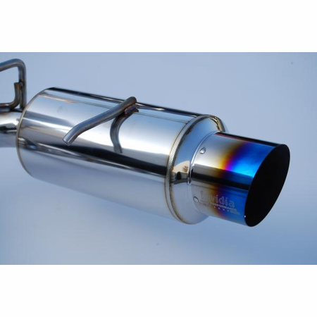 Invidia N1 Dual Titanium Tips Cat-Back Exhaust 12-UP Subaru BRZ & Scion FR-S
