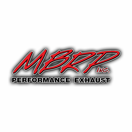 "MBRP 4"" Turbo Back, Single Side Exit (4WD only), T409 1988-1993 Dodge 2500/3500 Cummins"