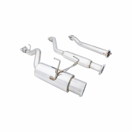 Megan Racing Drift Spec Cat-Back Exhaust System: Honda Civic 02-05 Si