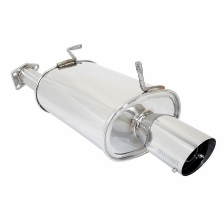 Megan Racing OE-RS Cat-Back Exhaust System: Mitsubishi Eclipse 06-08 V6