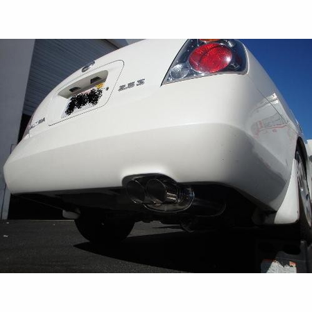 Megan Racing OE-RS Cat-Back Exhaust System: Nissan Altima 02-06 4 cyl (4 Dr sedan only)