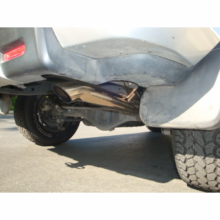 Megan Racing OE-RS Cat-Back Exhaust System: Toyota FJ Crusier