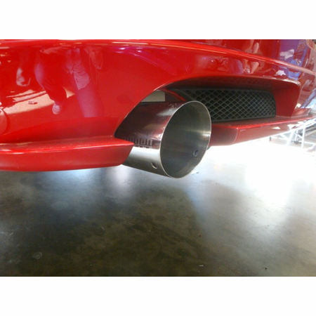 Megan Racing Turbo Type Cat-Back Exhaust System: Chevy Cobalt Turbo 2008-2010
