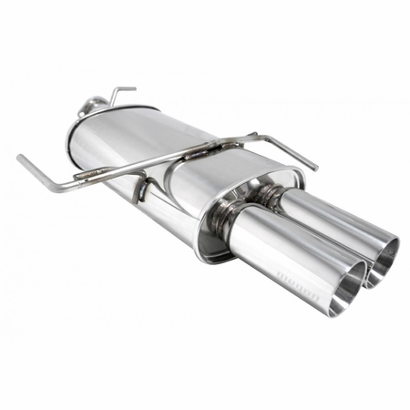Megan Racing Type2 Cat-Back Exhaust System: Nissan 240SX 95-98 S14