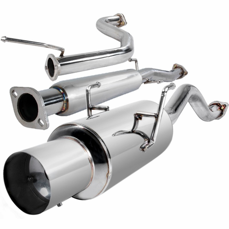 Spec-D 94-01 Acura Integra Gs/Rs 2DR Coupe N1-Style Catback Muffler Exhaust System