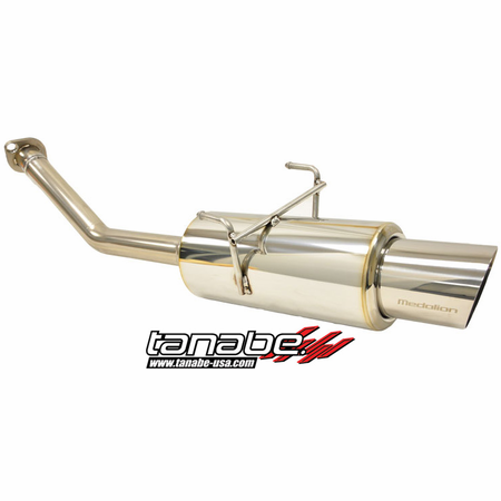 Tanabe Medalion Concept G Exhaust System 10-13 Honda Insight