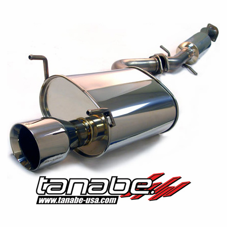 Tanabe Medalion Touring Exhaust System 00-05 Lexus IS300