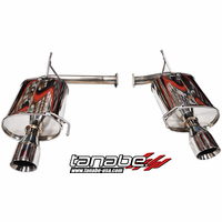 Tanabe Medalion Touring Exhaust System 02-03 Acura CL Type S